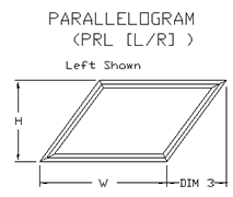 Parallelogram-path-drawing