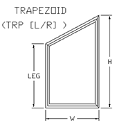 Trapezoid-path-drawing